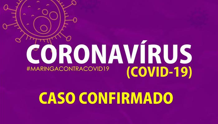 Confirmado o primeiro caso de coronavírus em Maringá