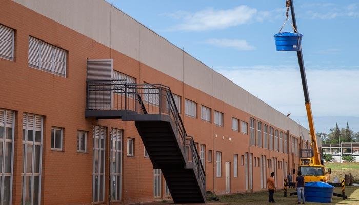 Hospital Universitário de Maringá quer ativar 108 leitos em nova ala