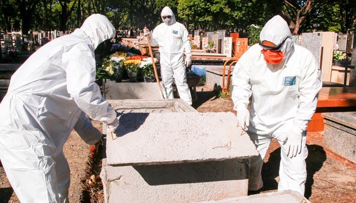 Novos protocolos de sepultamento são estabelecidos devido ao Coronavírus