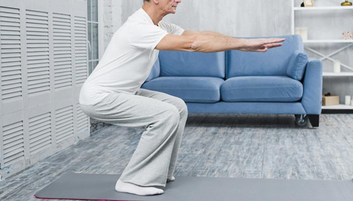 Alunos de Ed. Física criam vídeos com atividades físicas para idosos da UNATI