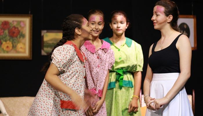 Projeto Criança em Cena disponibiliza aulas online