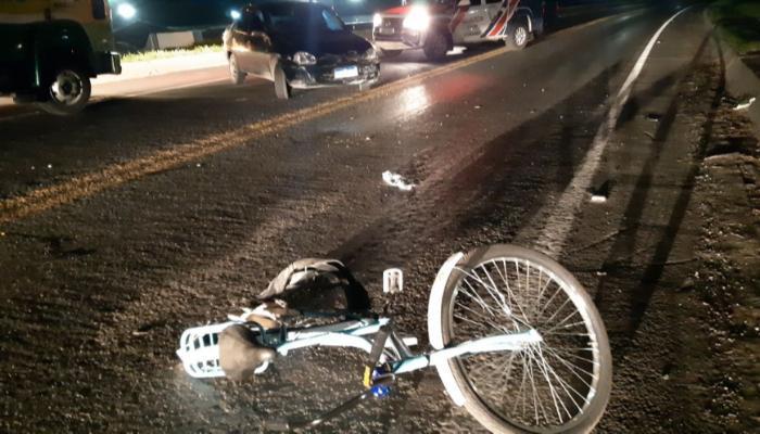 Paraná é o segundo estado do Brasil com mais mortes de ciclistas no trânsito