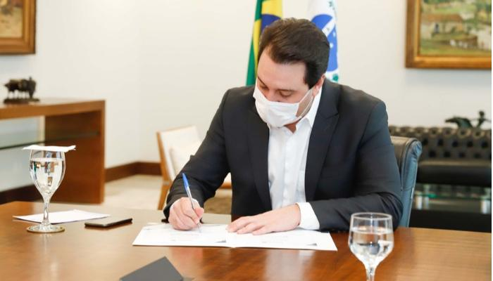 Governador sanciona lei que prevê parcelamento do IPVA