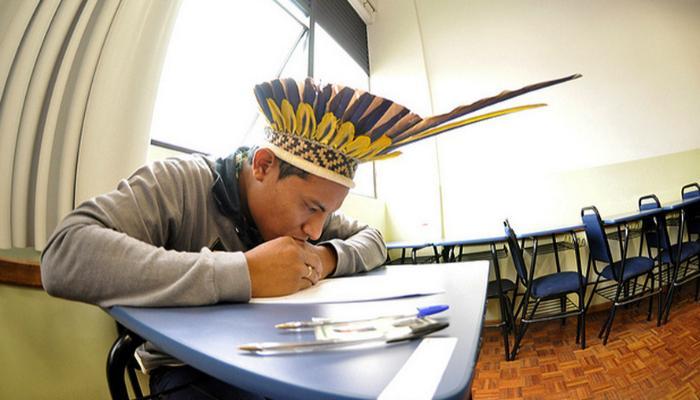 Vestibular dos Povos Indígenas já está com inscrições abertas no Paraná