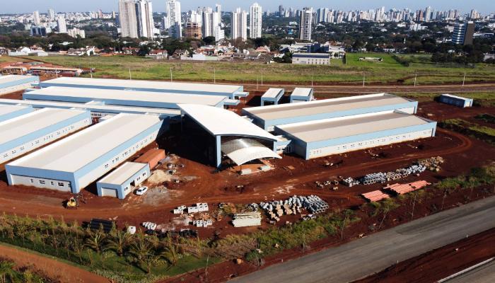 Hospital da Criança de Maringá está com 80% das obras prontas