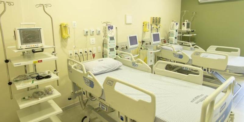 Nova ala do HUM já está recebendo pacientes da Covid-19 em UTI