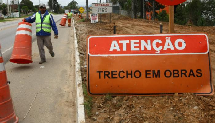 Viaduto de Paiçandu fica interditado a partir desta terça-feira (29)