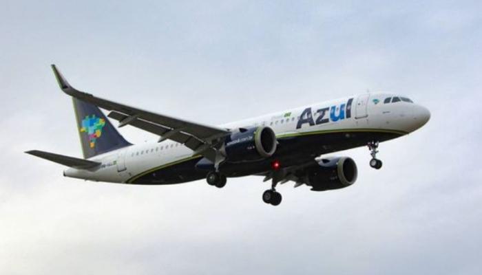 Companhia aérea Azul começa a operar voos diretos de Maringá para Curitiba