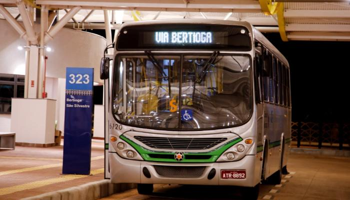Ônibus voltam a circular em Maringá nesta quinta-feira (11)