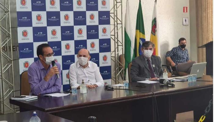 Novo decreto determina novas medidas restritivas para conter a covid-19