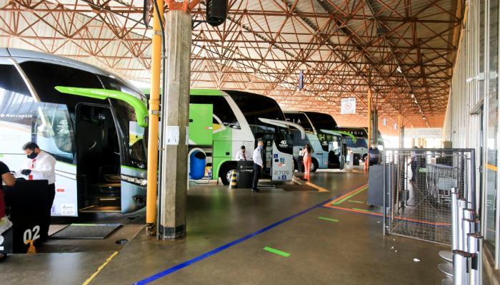 Reforma da rodoviária será uma das principais obras de 2021 em Maringá