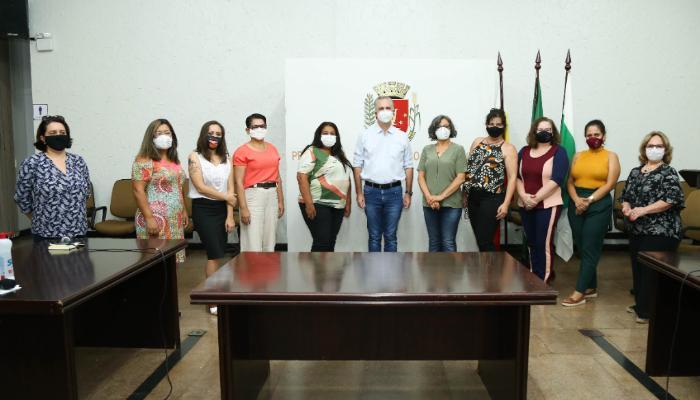 Ulisses Maia se reúne com representantes do movimento Mais Mulheres No Poder