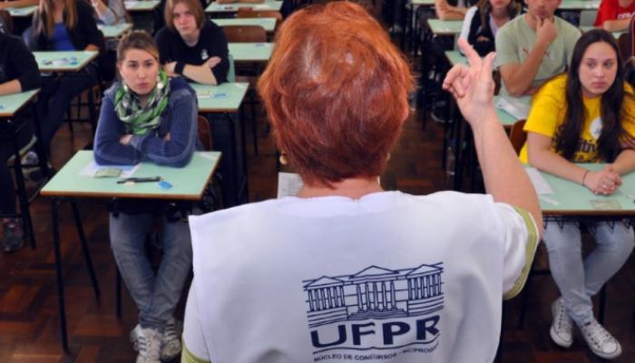 UFPR faz mudanças no Núcleo de Concursos após suspensão da prova da Polícia Civil
