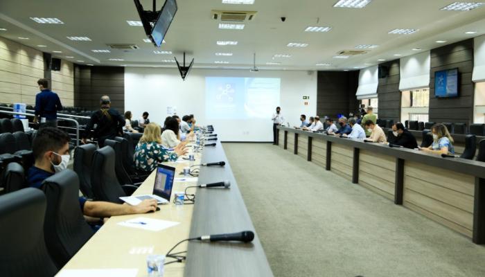 Força-tarefa do plano de retomada econômica de Maringá define prioridades para ações