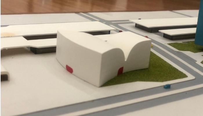 Maringá terá obra arquitetônica de Oscar Niemeyer