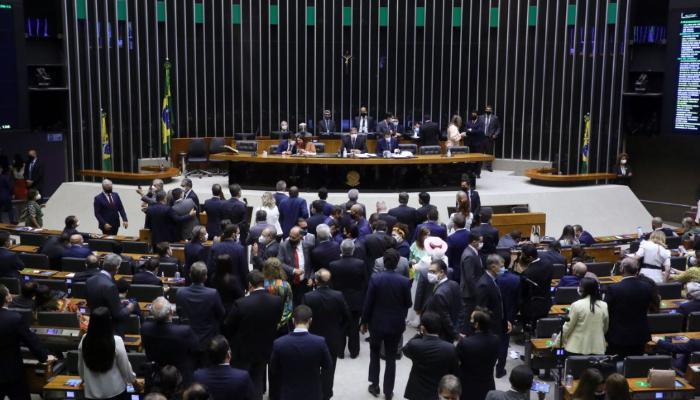 Câmara dos Deputados do Brasil elege nova Mesa Diretora da Casa
