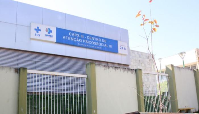 Ala psiquiátrica do Hospital Municipal será transferida para o Centro de Atenção Psicossocial III
