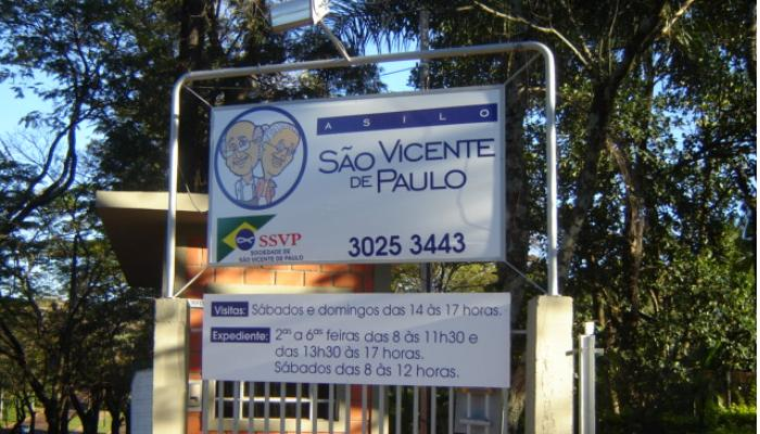 Quatro idosos do Asilo São Vicente de Paulo são internados por Covid-19