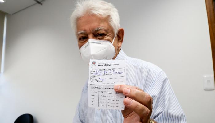 Segunda fase da vacinação contra o coronavírus começa nesta terça-feira (9)