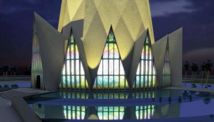 Catedral ganhará iluminação a led, espelhos d'água, chafarizes e anfiteatro