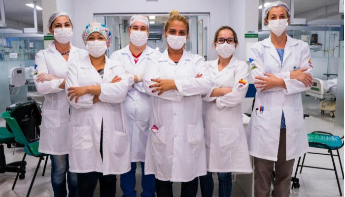 Prefeitura de Maringá abre vagas para profissionais de enfermagem