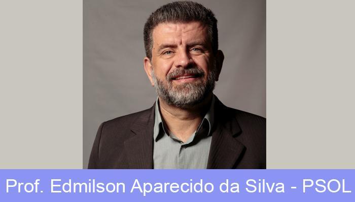 Entrevista com Professor Edmilson, candidato à prefeitura de Maringá pelo PSOL