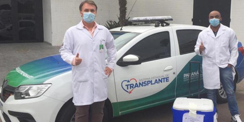 Em meio a pandemia de Covid-19, Paraná mantém liderança nas doações de órgãos