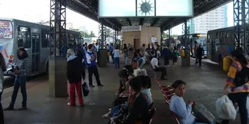 Novo Terminal: Festa de entrega reúne multidão no Novo Centro