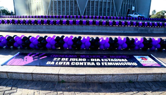 Mais de 20 mulheres paranaenses foram vítimas de feminicídio no primeiro trimestre de 2020