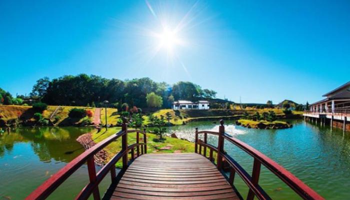 Maringá bate recorde de temperatura atingindo 40°C nesta sexta-feira (2)