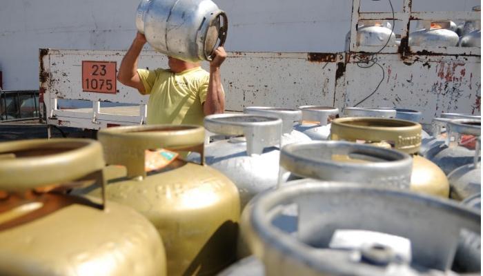 Gás de cozinha sofre reajuste de 5% a partir desta quinta-feira (4)