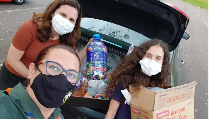 Projeto do Mudi-UEM com Grupo Escoteiro doará materiais recicláveis