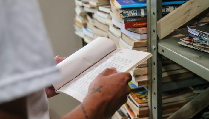 Paraná é um dos estados com maior número de presos que estudam