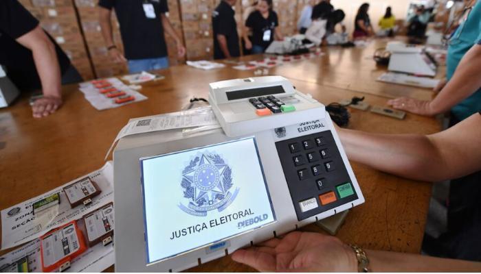 Confira em tempo real a apuração de votos em Maringá