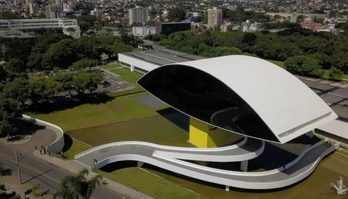 Museu paranaense está entre as melhores atrações do mundo