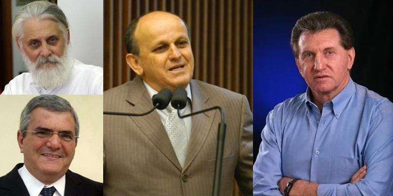 João Ivo quer aliança com dr. Batista, Edmar e Joba