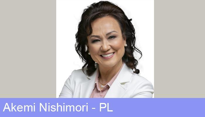 Entrevista com Akemi Nishimori, candidata à prefeitura de Maringá pelo PL