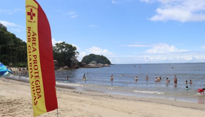 Litoral do Paraná tem redução de 11% nos afogamentos, mas aumento de mortes
