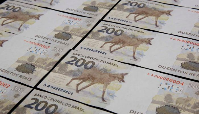 Nota de R$ 200 é divulgada e já está circulando no Brasil