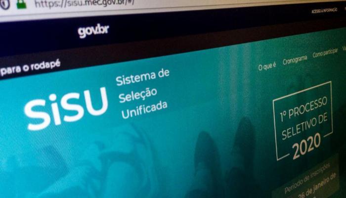 Candidatos já podem se inscrever no segundo semestre do Sisu 2020