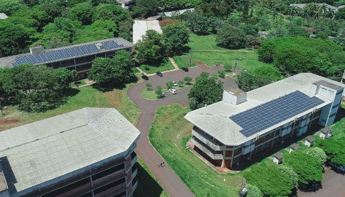 Universidade Estadual de Maringá deve economizar R$ 200 mil por ano com usina solar