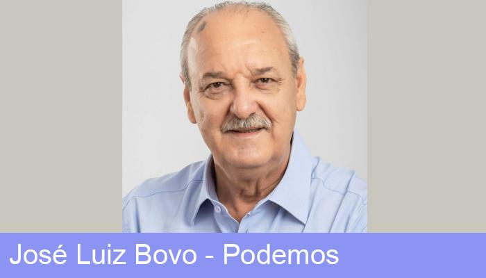 Entrevista com José Luiz Bovo, candidato à prefeitura de Maringá pelo Podemos