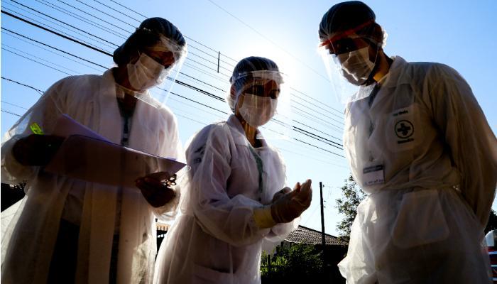 Número de infectados por coronavírus é 7,7 vezes mais que casos confirmados em Maringá