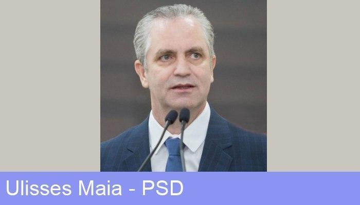 Entrevista com Ulisses Maia, candidato à prefeitura de Maringá pelo PSD