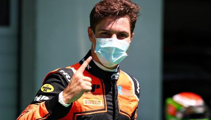 Maringaense Felipe Drugovich vence GP da Áustria e alcança o terceiro lugar na F2