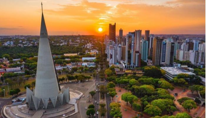 Maringá se destaca como a melhor cidade para viver no Brasil