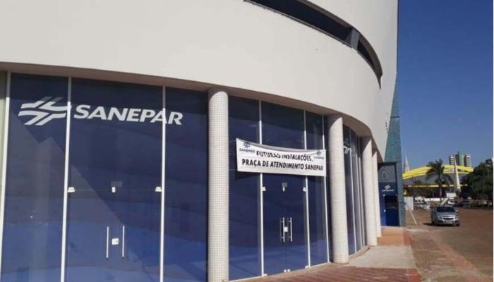 Sanepar de Maringá passa a funcionar e atender em novo endereço