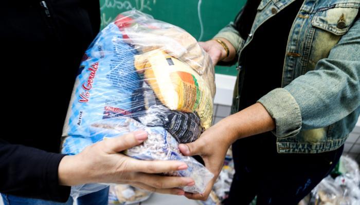 Educação prevê entrega de 20 mil ′kits alimentação′ na segunda remessa