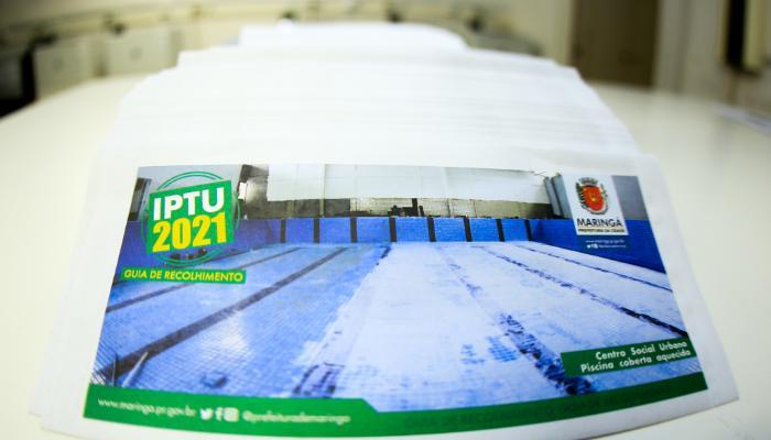 IPTU com 7% de desconto segue até 10 de fevereiro